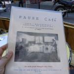 Pause Café, Paris